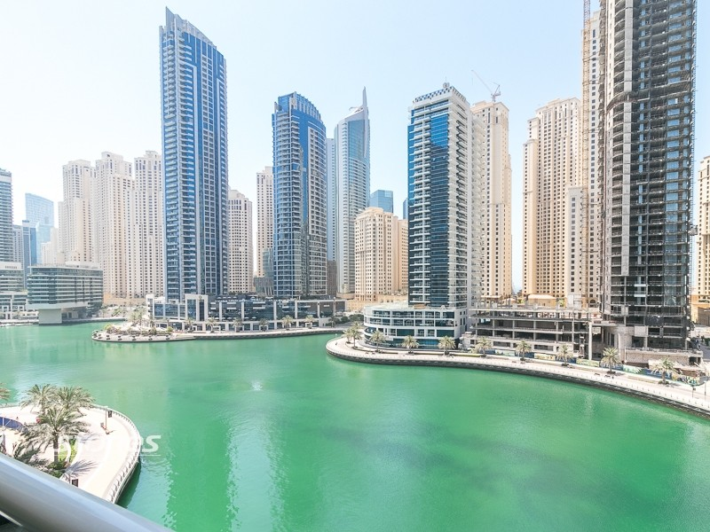 Attractive Panoramic  Marina View Bills Included