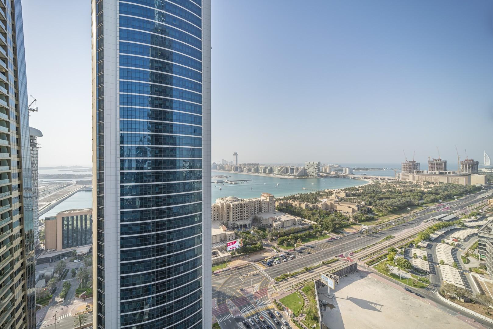 Full Marina View | Unfurnished | Spacious