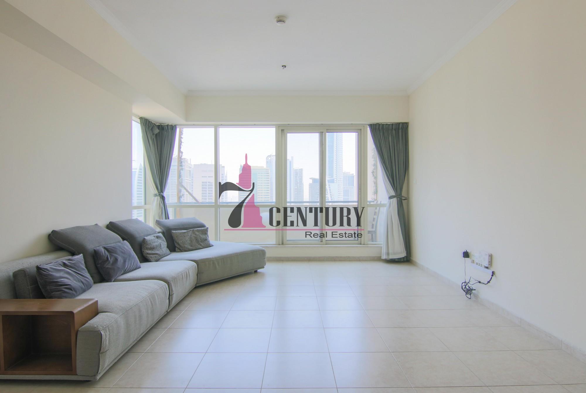 1 Bedroom Apt | Sheikh Zayed Road View | High Floor
