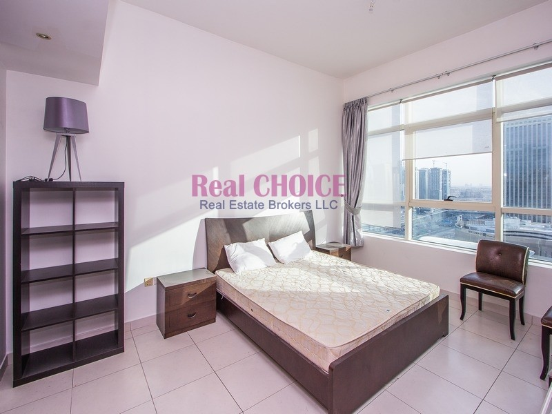 Furnished 2 Bed | Marina View | High Floor