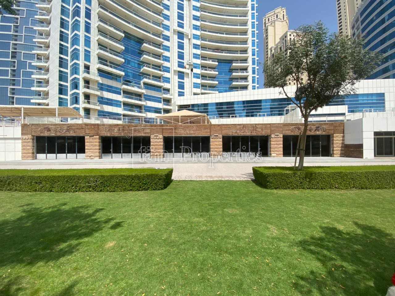 Exclusive|Marina walk | long facade | fitted