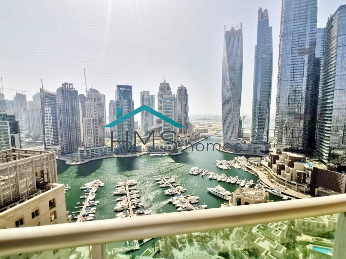3BR+Study+Maid Stunning Marina Views