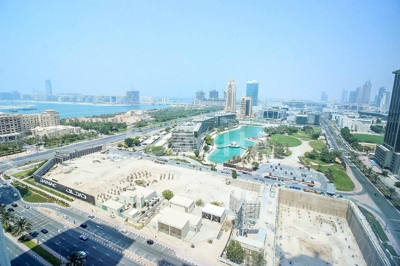 3 Bedroom / Unfurnished / Dubai Marina