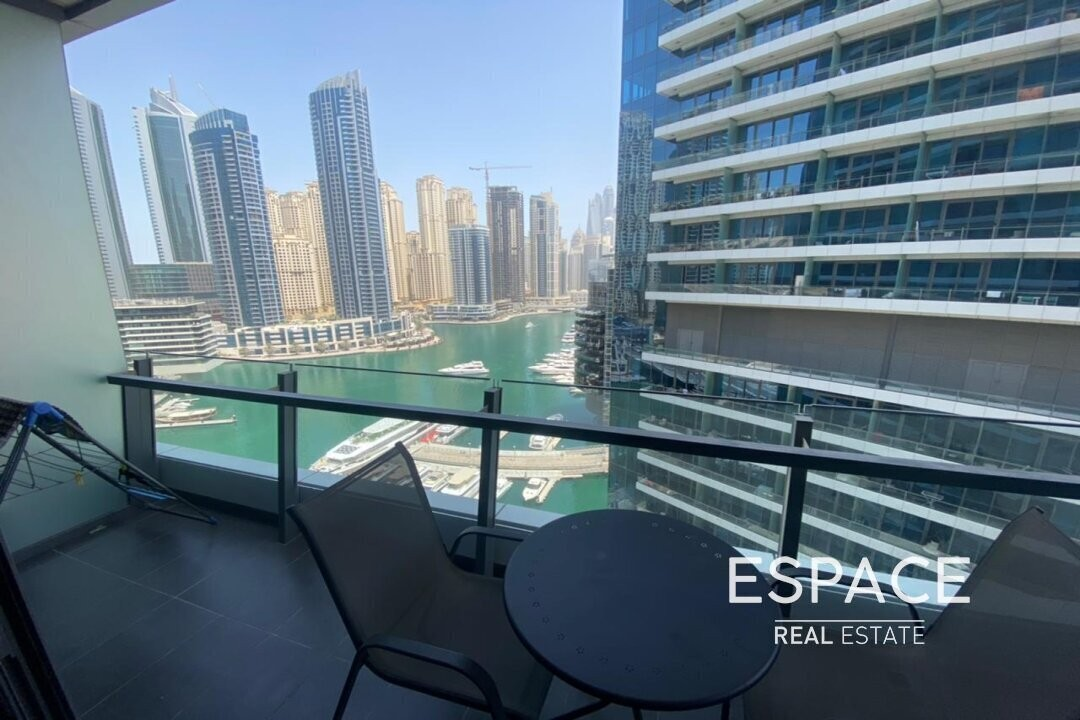 One Bed with Marina View in Silverene Tower