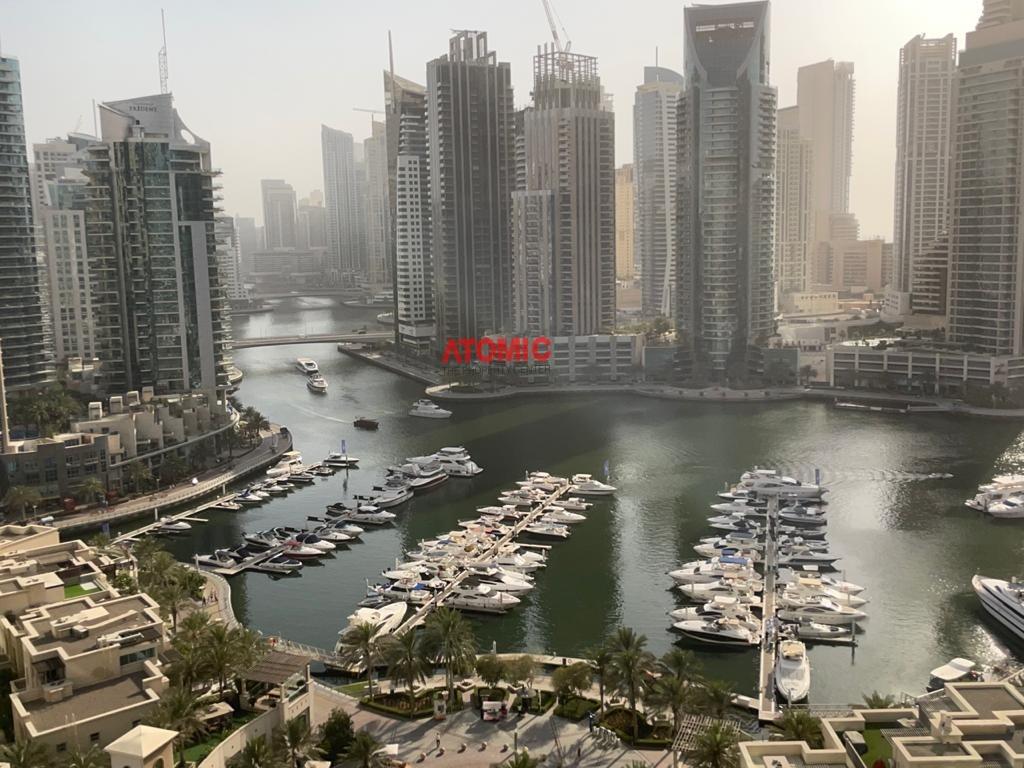 Exquisite 1 Bed+S l Marina view l High Floor
