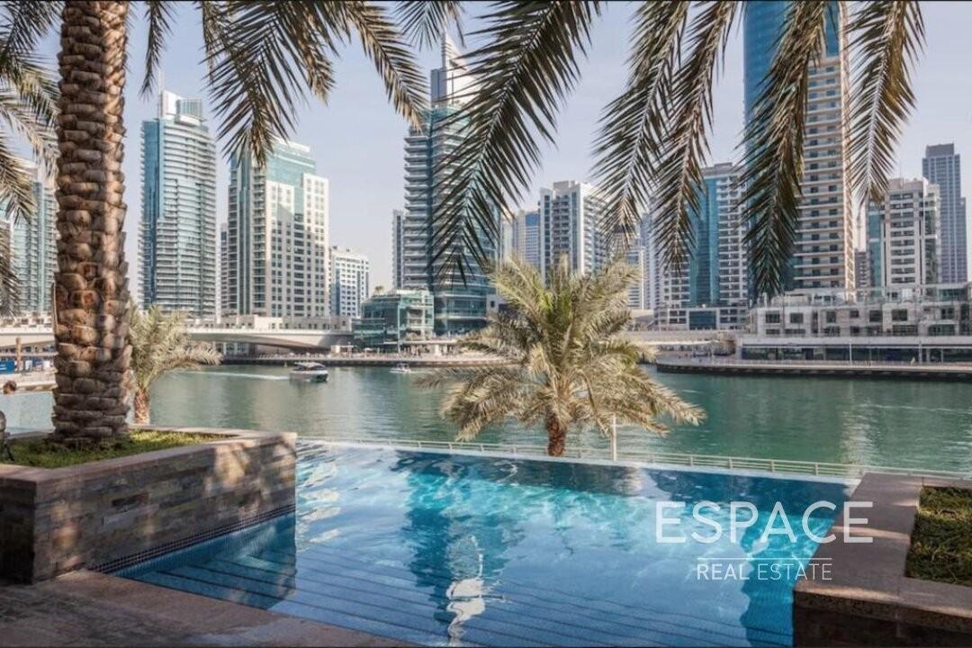 Infinity Pool | Luxury Complex | Vacant