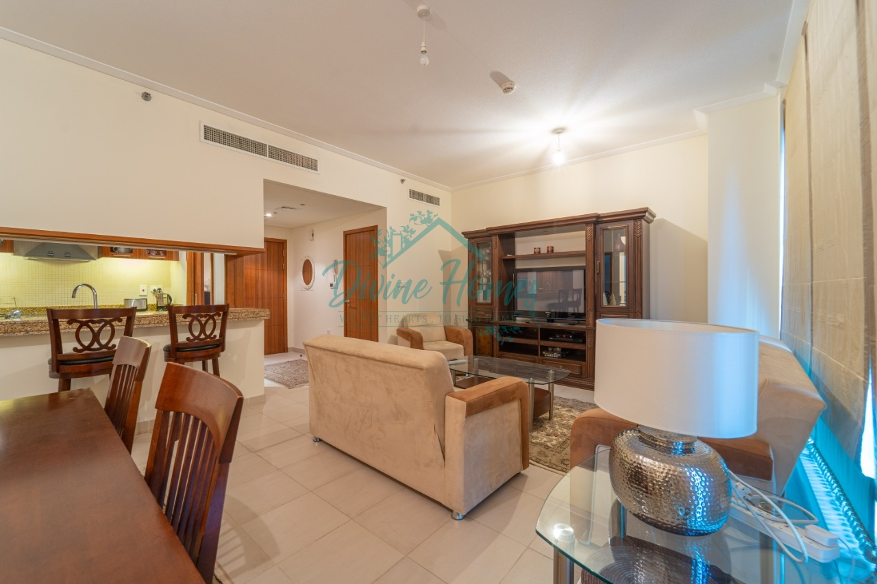 Furnished/Unfurnished   Chiller Free   Close to Beach   Emaar