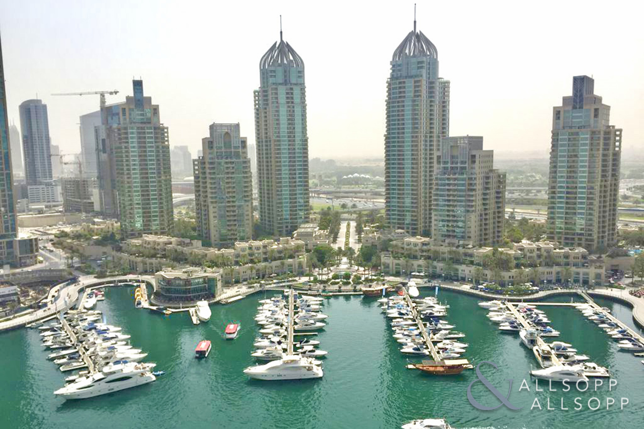 1 Bed   Furnished   Marina View   Balcony