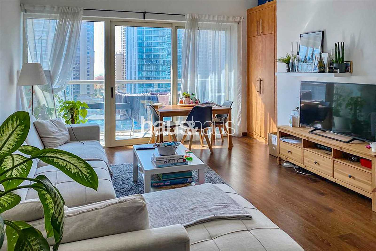 Full Marina View | Furnished | Bright and Spacious