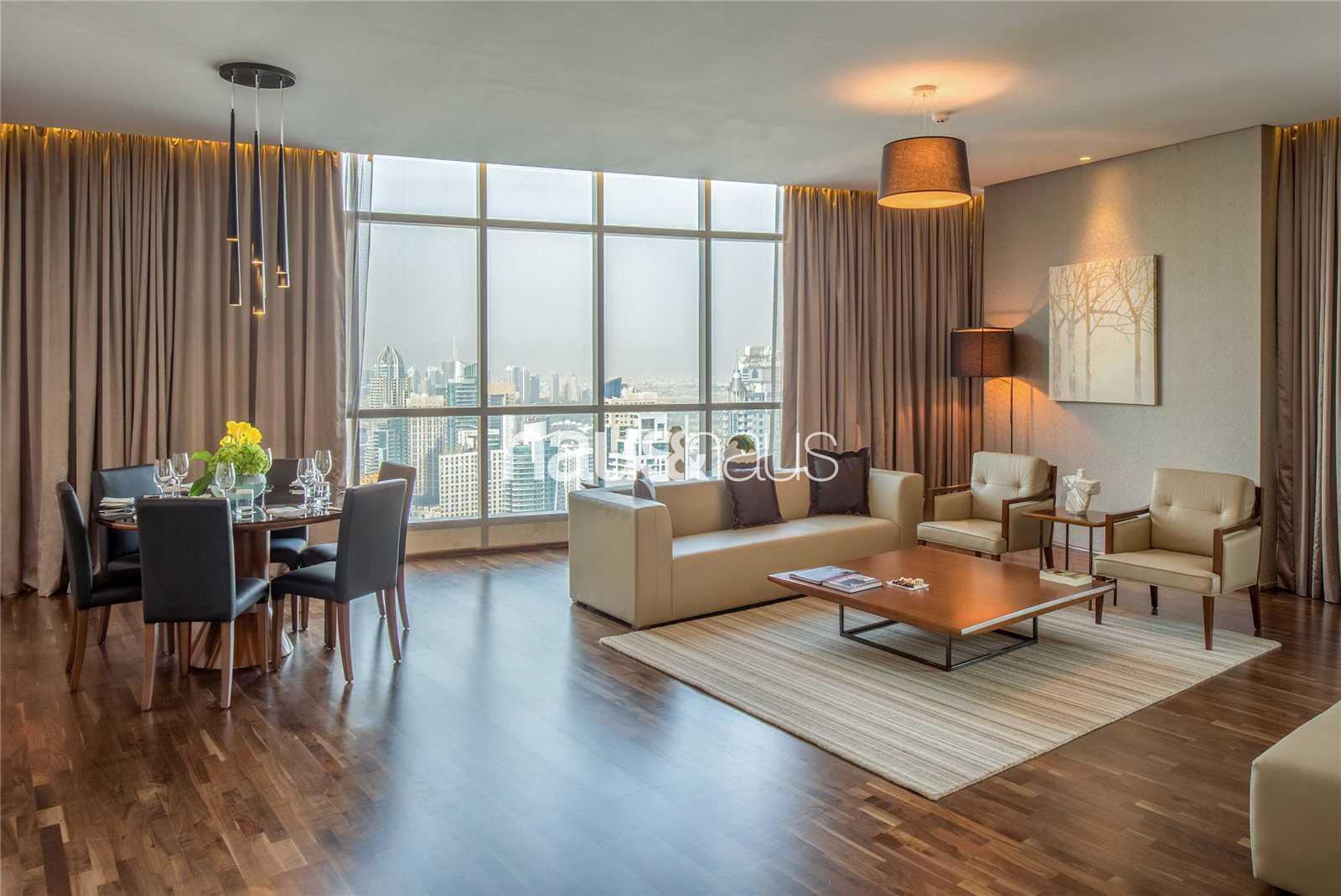Luxury - Fully Furnished - Available Now