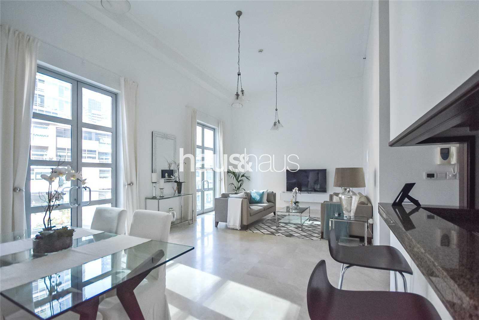 Rare Unit | Marina Views | High Ceilings | Luxury