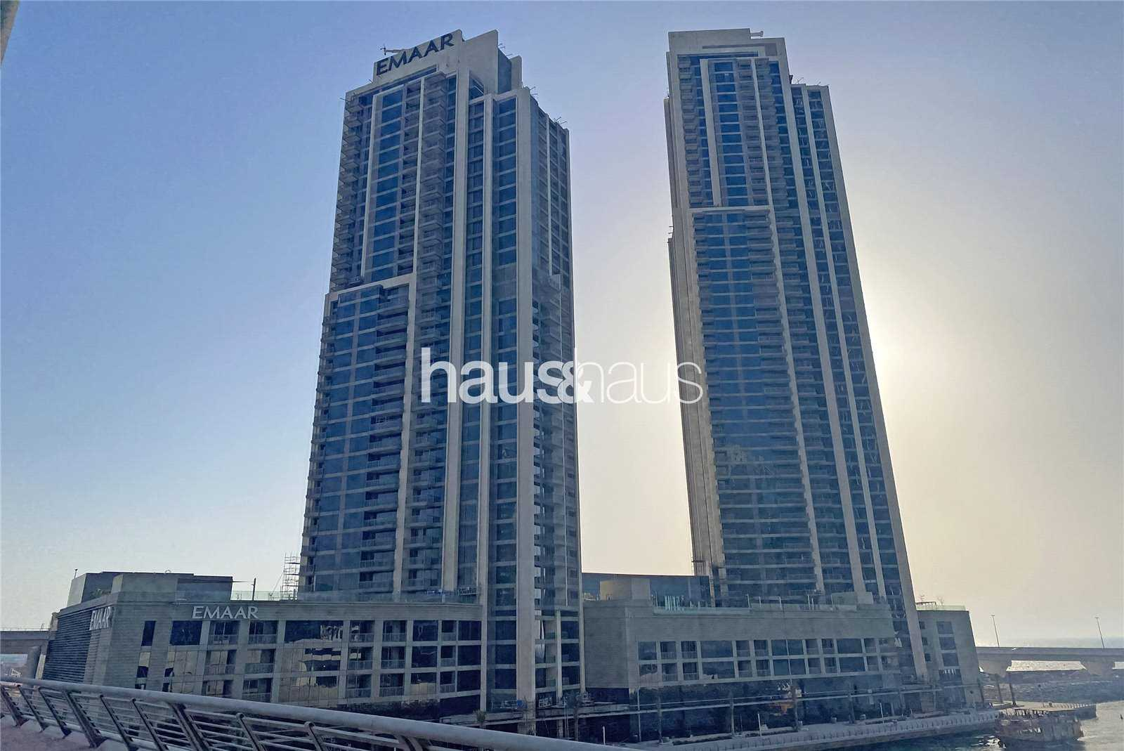Full Marina Views   High Floor   5242 Tower 2