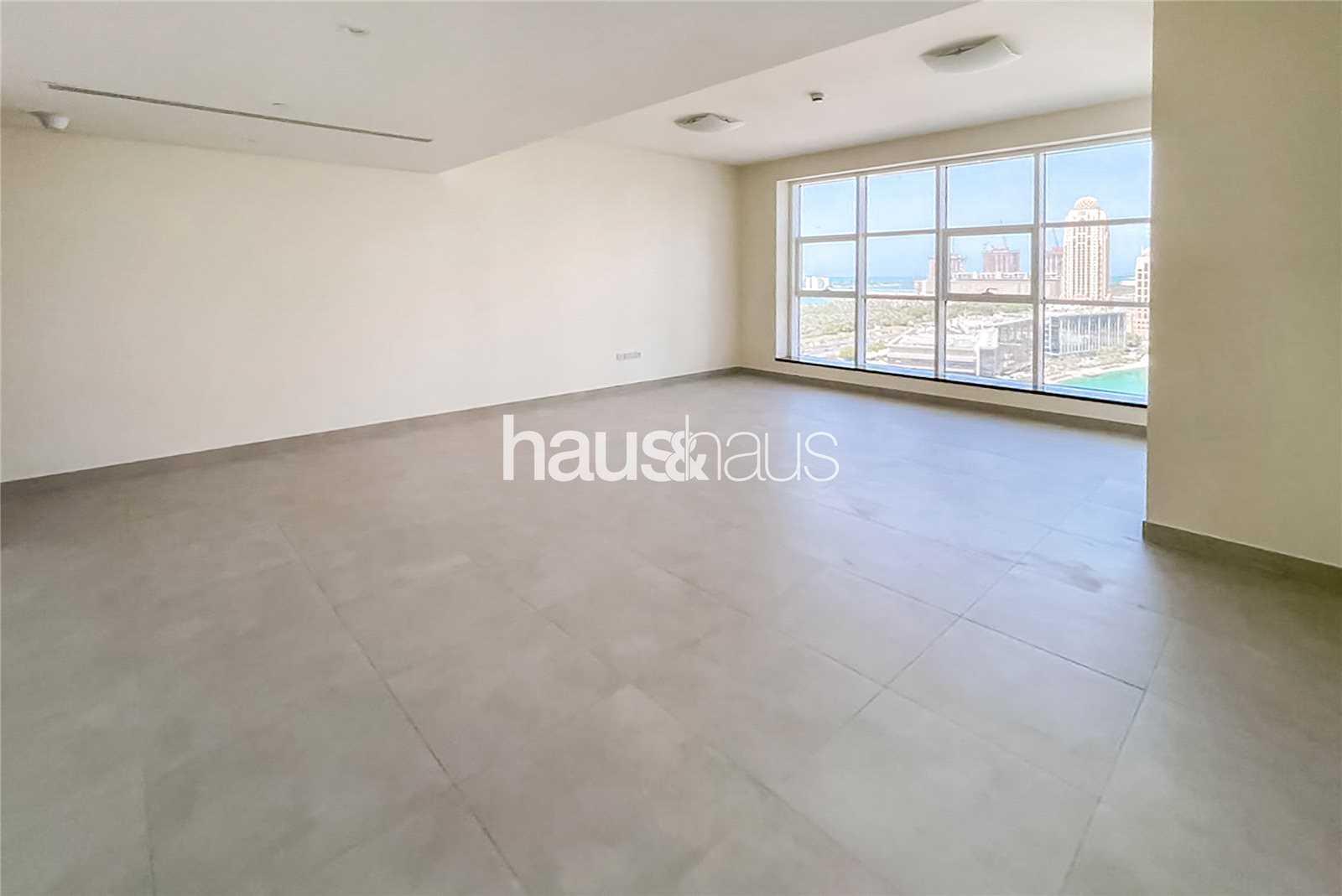2 Bedroom + Storage   Sea/Burj View   Large Unit