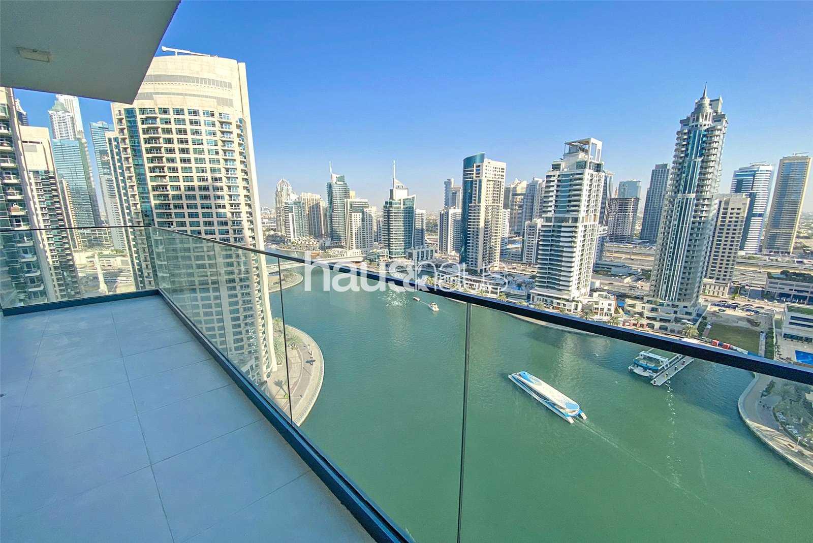 Glorious Marina View   3 Spacious Terraces