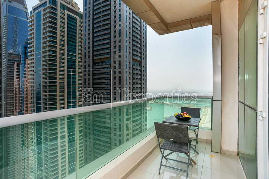 High Floor   Furnished   Available