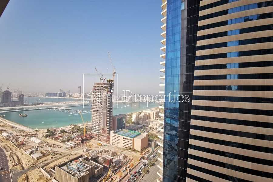 High floor | Sea and Palm Views | Vacant