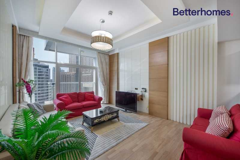 2 Bed | Full Marina View | Continental Tower