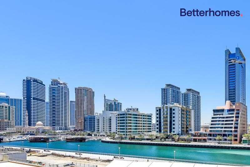 Marina View   Low Floor   Furnished   Rented
