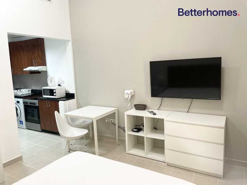 Fully Furnished | Multiple Cheques | Chiller free