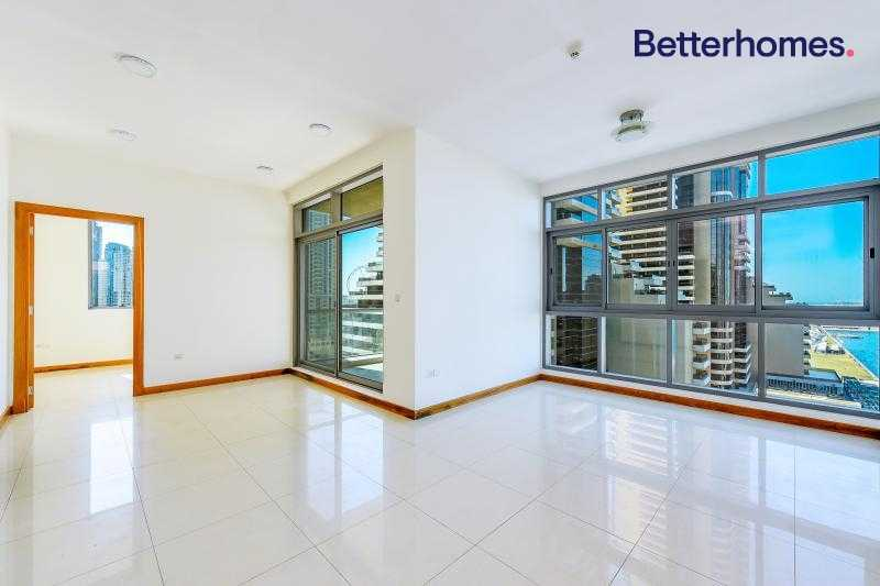 Sea View | Unfurnished with Kitchen appliances