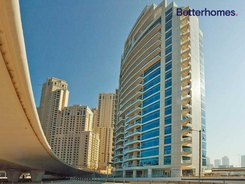 Marina view |  Furnished | With Balcony