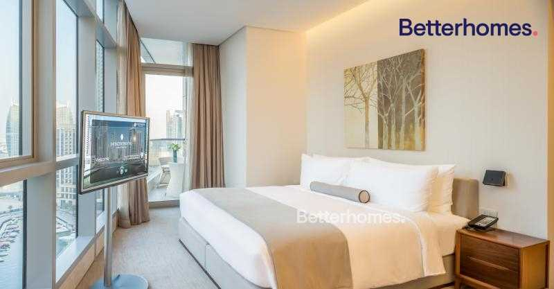 Sea View  Furnished/Serviced Hotel  Bills Included