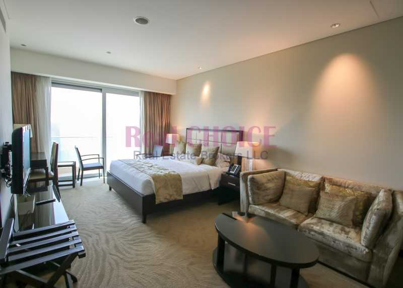 5*Star Serviced Full Marina view | Available now