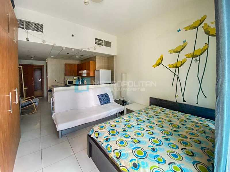 Fully Furnished | Middle floor | Marina view