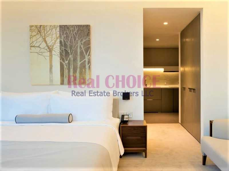 Fully Furnished Studio Hotel Apartment |  Marina View