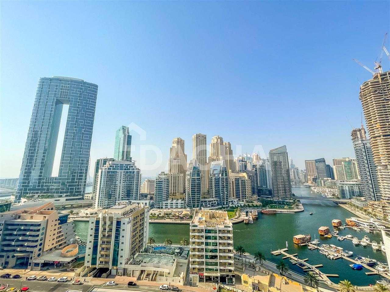 Full Marina View / Spacious Balcony / Vacant