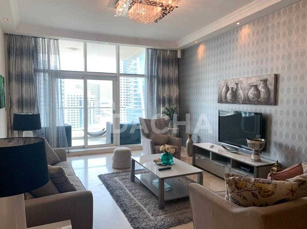 Full Marina View / Fully Furnished / Available now