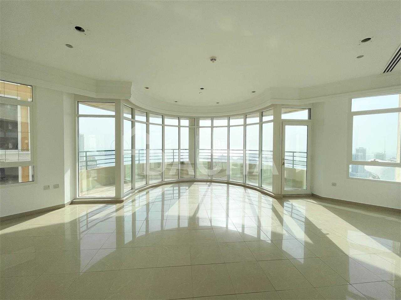 Sea & Palm view / Unfurnished / Vacant / Exclusive