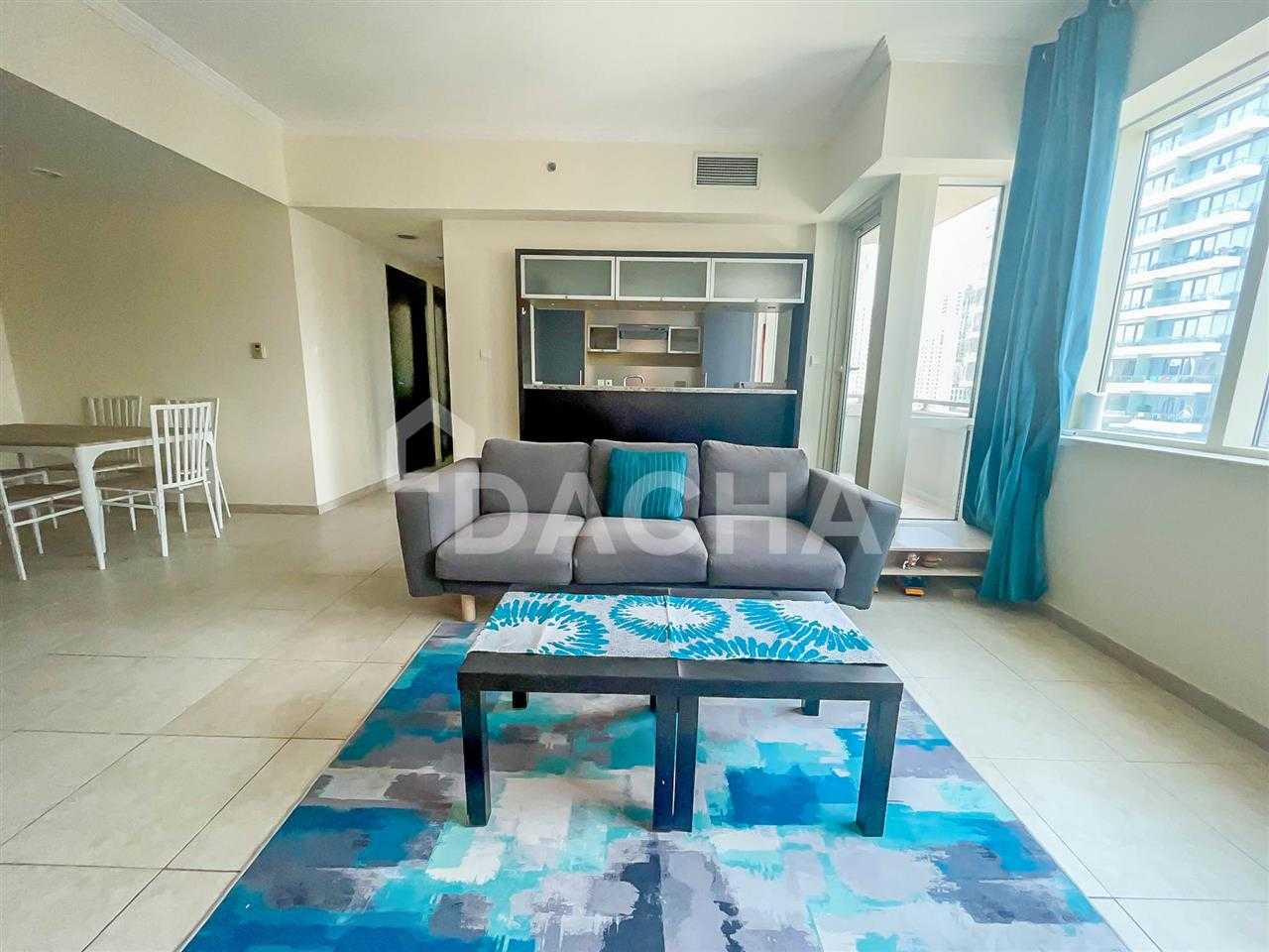 Furnished or Unfurnished /Spacious /Marina View