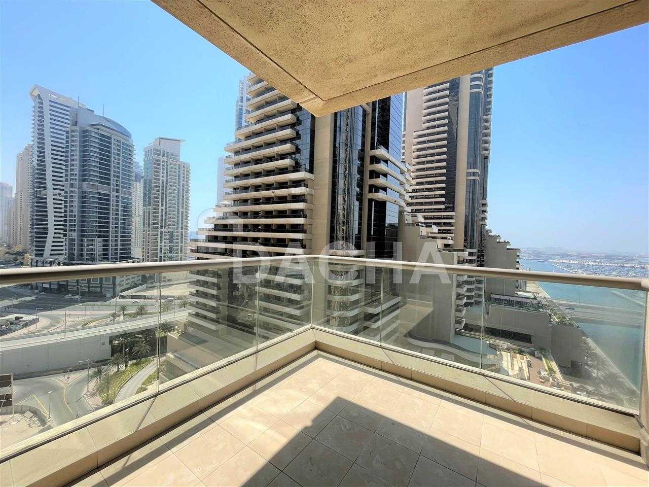 Full Marina View / Chiller Free / Unfurnished