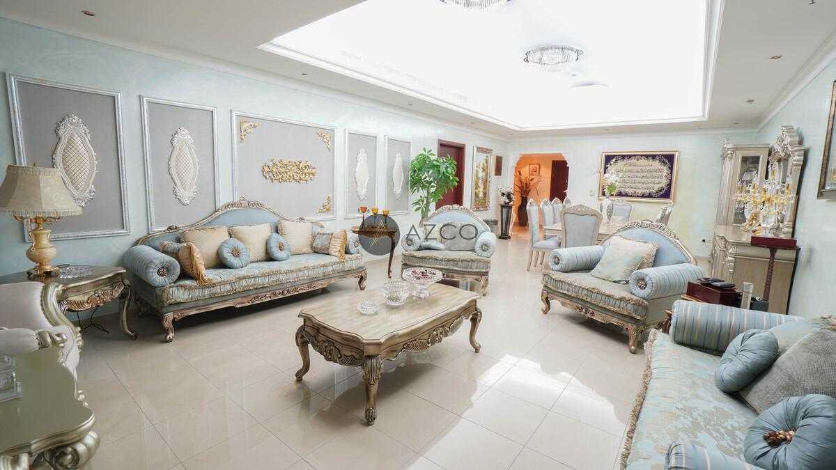 Spacious Living | Maids room | 2 Living room