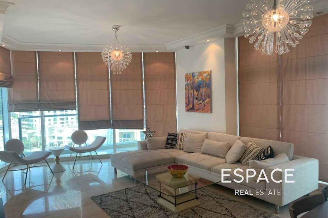 Marina View | 2-Bed | Fully Furnished