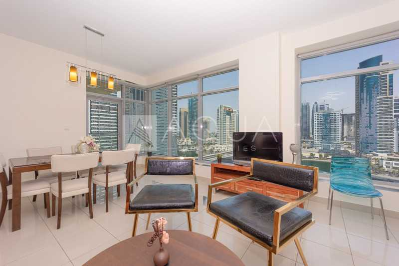 Marina View | Prime Location | Fully Furnished