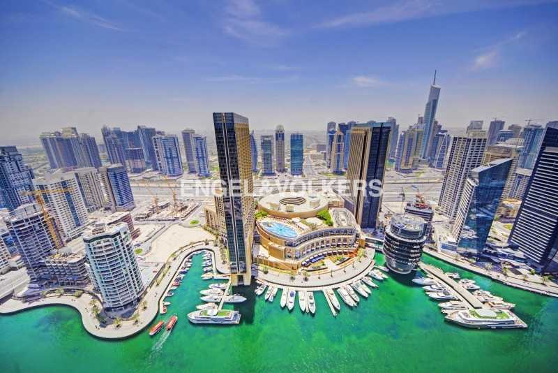 Shell and Core | High Floor | Marina View
