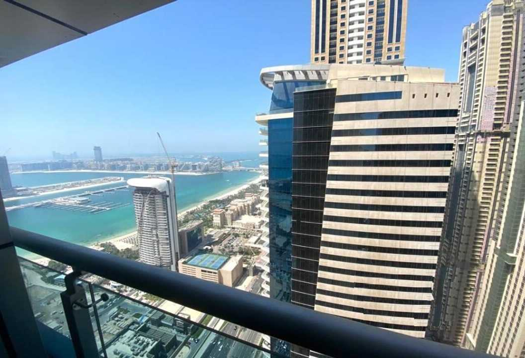 HIgh Floor | Partial Palm View | 1 Bedroom