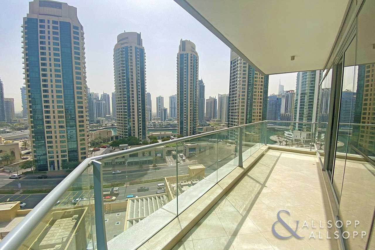 3 Bedrooms + Maid | Immaculate | Marina View