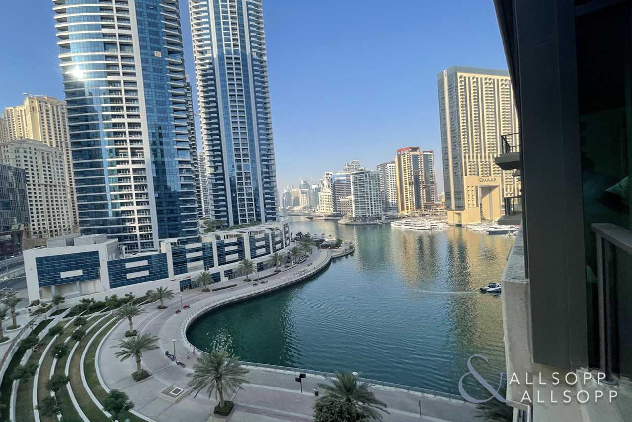 Marina Views   Vacant   Large 2 Bedroom