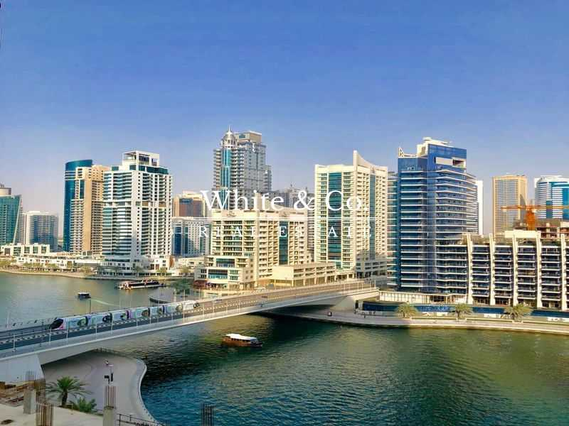 Fully Furnished - Marina view - 1 Bed