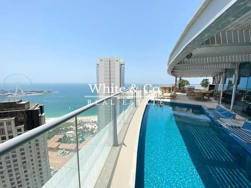 Penthouse - Vacant - Private Pool - Triplex