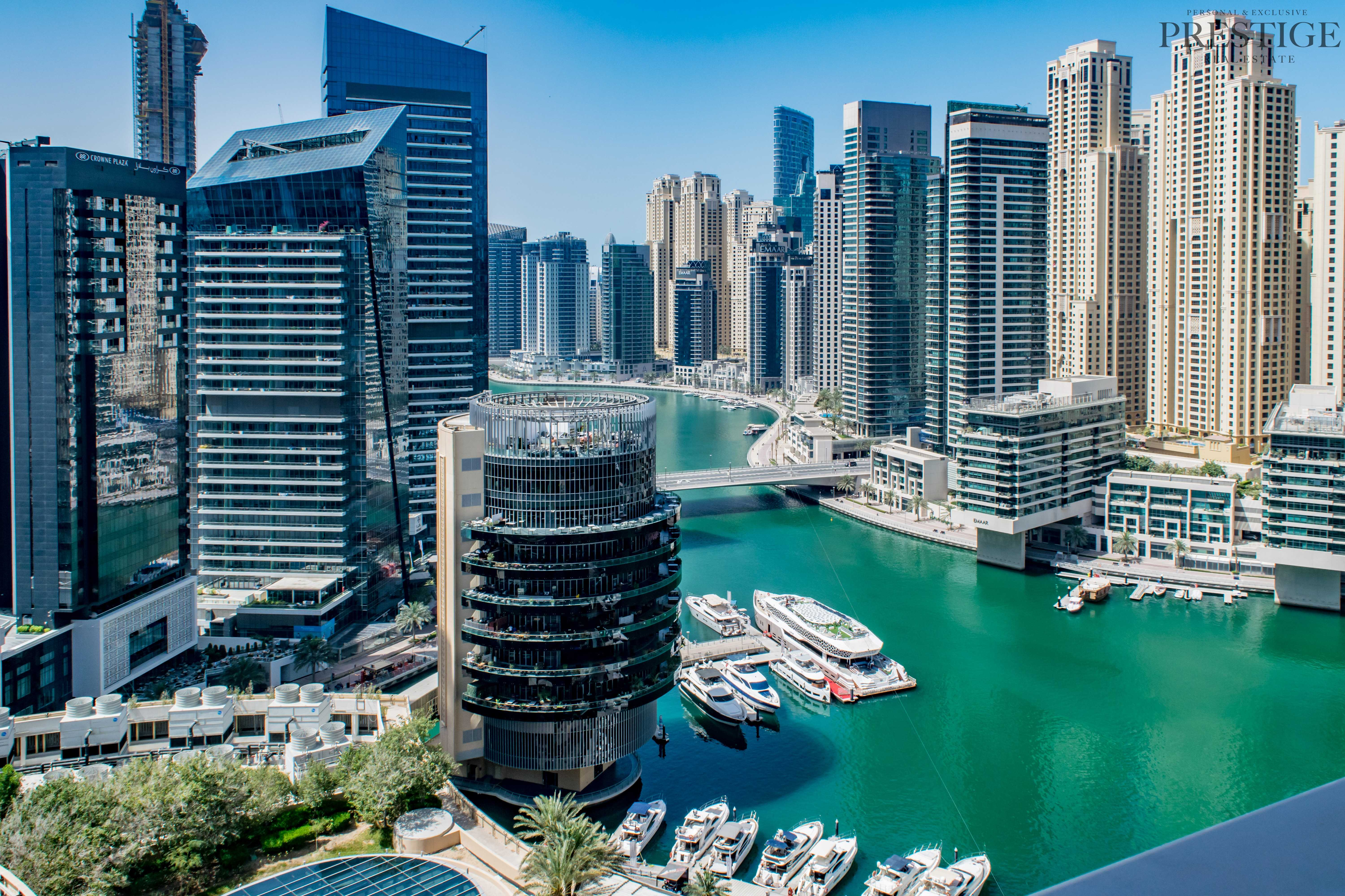 1 Bed | Pool View | Full Marina View