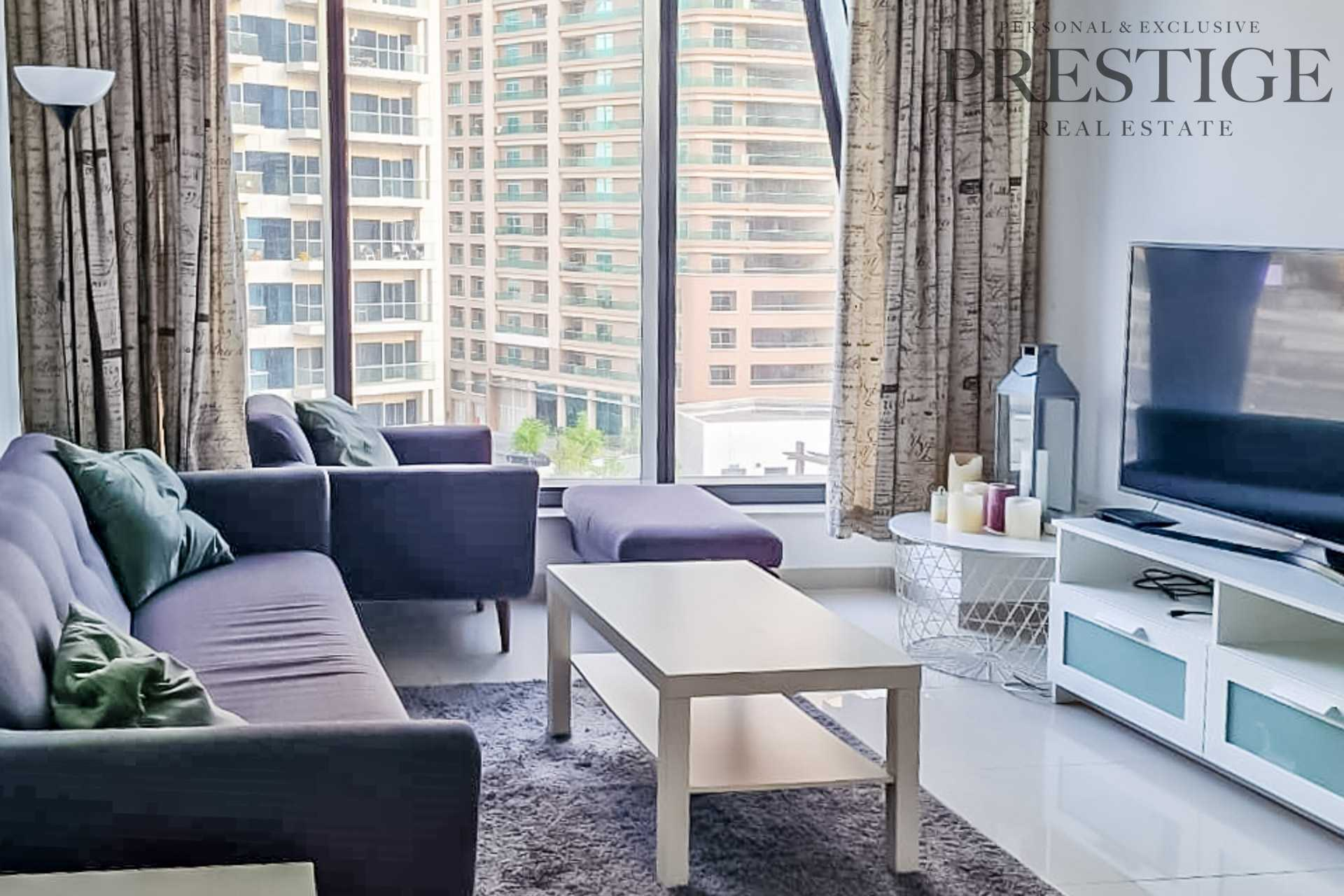 Fully Furnished | 1 Bedroom | Pool view