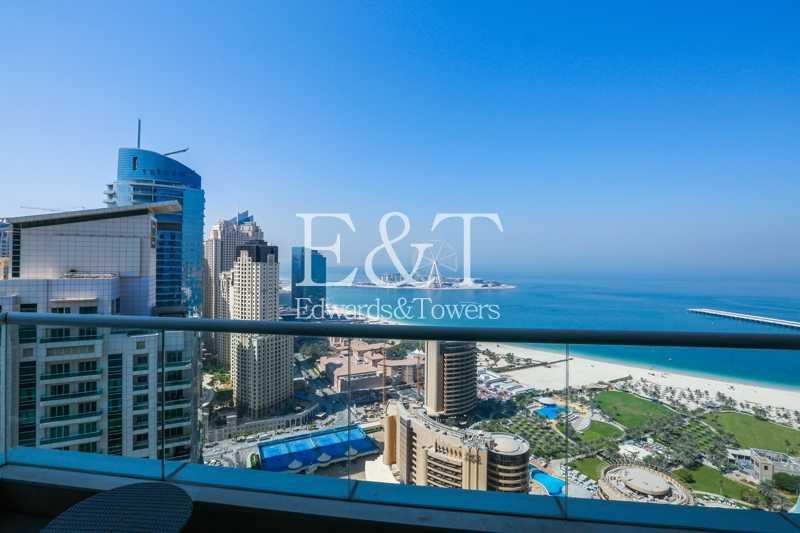 Full Sea View | High Floor | Vacant Soon