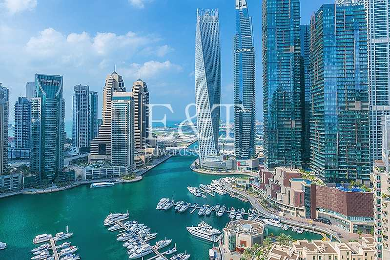 Full Marina View High Floor Vacant Unfurnished