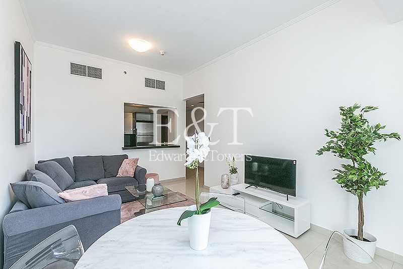 Ideal Location Chiller Free | Silverene | 2BR