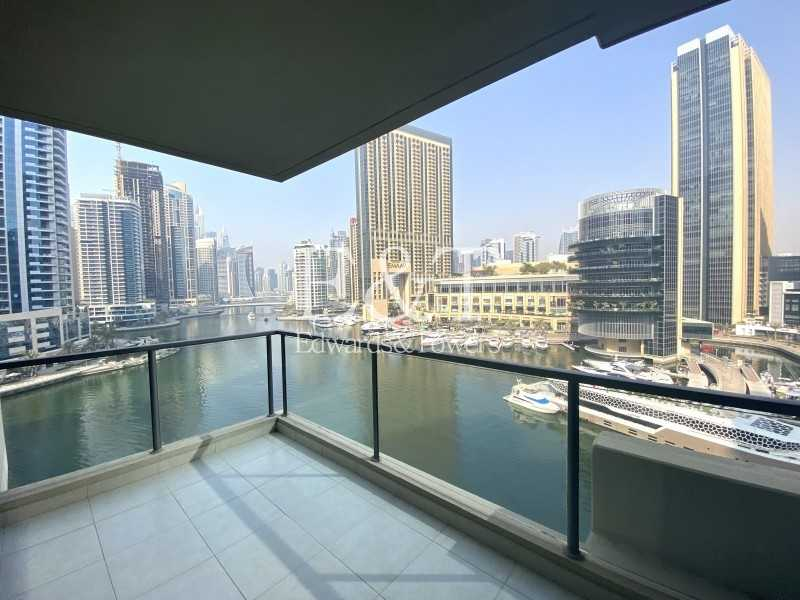 Unfurnished   3 Bed + Maids   Full Marina View