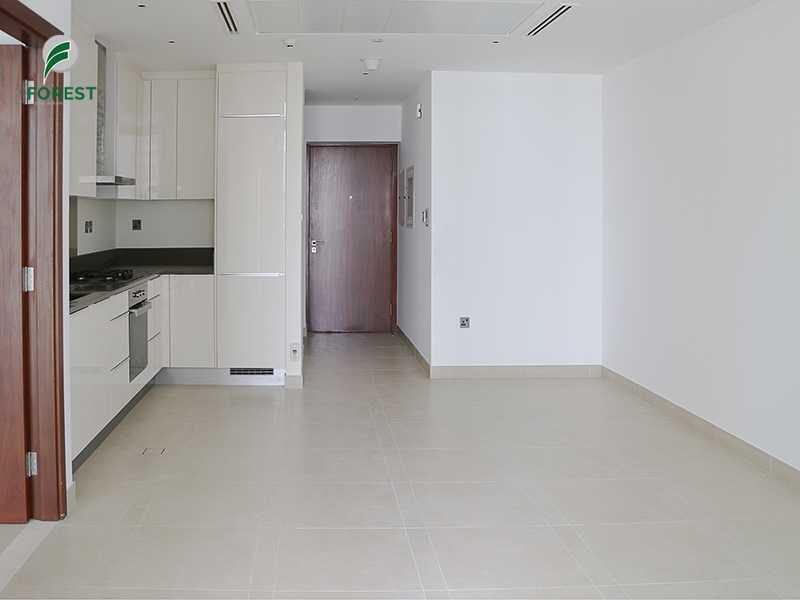 Unfurnished 1BR APT | High Floor | Marina View